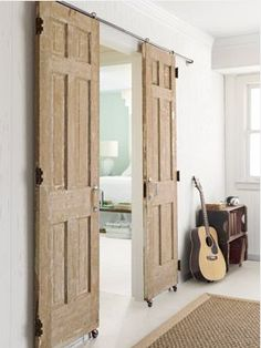 Bathroom Doorway  Not Brown Tho. Find This Pin And More On Room Divider  Options ...