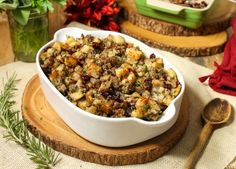 Jones Sausage- Cranberry and Apple Stuffing
