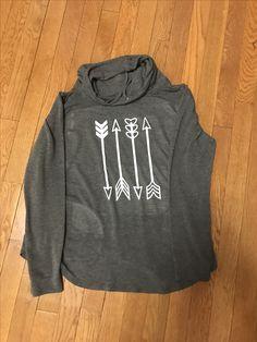 Arrow sweat shirt