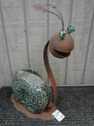 Fun Garden Critters just in at Gold'n Country Gifts llc, Facebook, Weyauwega, WI- we strive on Recycle, Reuse, Repurpose & Rethink-www.goldncountrygifts.com
