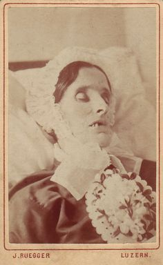 19th Century Photography-post-mortem collection.  (Paul Frecker)    FYI: There are quite a few pages of these from people to pets so if you are squeemish, be advised.