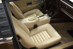 Lotus Eclat S2 (Type 84) (1980-1982) Interior