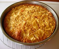 Torta di Mele (Italian Apple Cake) for a birthday perhaps?