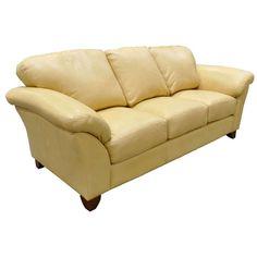 Nevada Leather Loveseat Leather Reclining Sofa, Leather Sofa Set, Leather Chesterfield, Leather Loveseat, Leather Furniture, Sofa Furniture, Furniture Ideas, Curved Sofa, Sofa Home