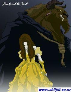 """Princesas """"demoníacas"""" Disney - Bella"""