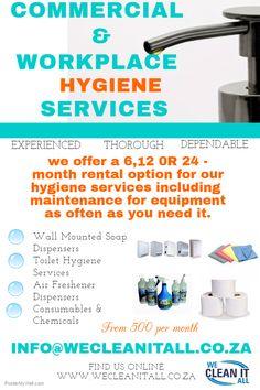 Hygiene services Promotion