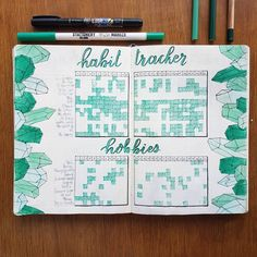My trackers from May #bulletjournal #bujo #journal #journaling #habittracker #sleeptracker #moodtracker #showmeyourbulletjournal #art…