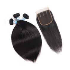 Brazilian straight hair weave bundles with closure, Brazilian straight hair with closure, straight hair bundles with closure, hair weave with closure, hair weave bundles with closure African Hairstyles, Wig Hairstyles, Lace Front Wigs, Lace Wigs, Hair Products Online, Hair Online, Closure Weave, Lace Closure, Straight Weave Hairstyles