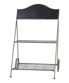 Save Now on this White Weathered Rack by A Home on #zulily today!