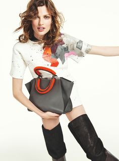 Style Strategy: #BetteFranke by #SebastianKim for #AllureMagazine August 2014 Bette Franke, Sebastian Kim, 2014 Fashion Trends, Fall Trends, Fashion Models, Women's Fashion, Fashion Editorials, Fashion Women, High Fashion