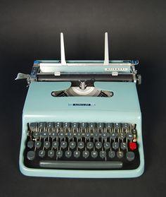 Olivetti Lettera 22, 1950