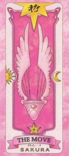 ... Card Captor Sakura Wings Clow