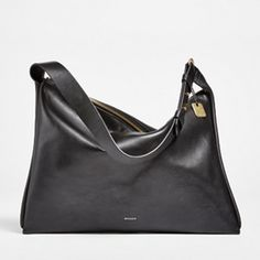 Anesa Leather Shoulder Bag