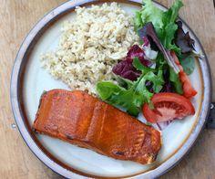 Tandoori Salmon Fillets