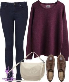 Legging outfits vogue 2013 / 2014 casual wear for teens Discover and share your fashion ideas on www.popmiss.com