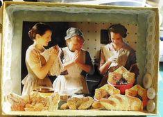 Daisy, Mrs. Patmore and Lady Sybil