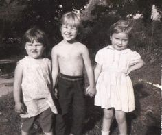 That's me in the middle, and no I'm not a boy