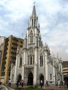 World's Most Beautiful Churches - La Ermita in Cali, Colombia