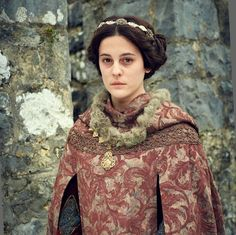 "Phoebe Fox as Anne Neville in ""The Hollow Crown: Richard III"" (2016)"