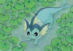 By raityu ... vaporeon, pokemon
