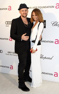 You Won't Believe How Much Nicole Richie Has Changed Since 2001  She and Joel were on hand for Elton John's annual Oscars viewing party in LA in February 2013.