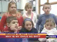 ▶ ABC News - Selective Mutism - YouTube