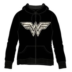 Shop DC Comics Wonder Woman Zip UP Hooded Sweatshirt at $44.99, 3 shoppers have recommended it, browse similar styles, and connect with others who love it, too.