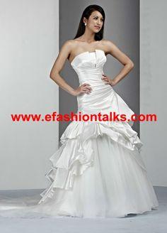 Style 50027 » Wedding Gowns » DaVinci Bridal » Available Colours : Diamond White, White