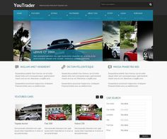 8 of the Best Joomla Templates for Car Dealerships & Vehicle Listing Sites – down Site Down, Car Dealerships, Mega Menu, Joomla Templates, Responsive Layout, Google Fonts, Car Car, Motorhome, Searching