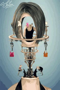 GIF-арт от Milos Rajkovic