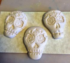 Art Jewelry Elements: Evolution of the Sugar skull
