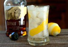 Horse's Neck Cocktail | Barman's Journal #Horsesneck #Bourbon #Whiskey #Buffalotrace