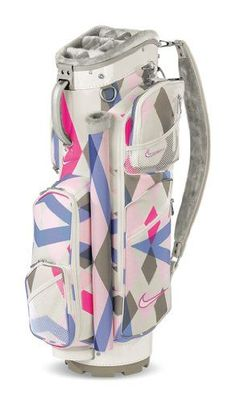 Nike Golf Womens Brassie Cart II Golf Bag (Swan) at http://suliaszone.com/nike-golf-womens-brassie-cart-ii-golf-bag-swan/