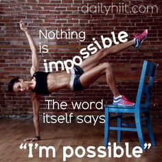 Stay active with Daily Hiit workouts on www.dailyhiit.com