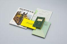 Brownbook Overview 41 — 45 - Ryan Miglinczy – Graphic design/illustration – Dubai