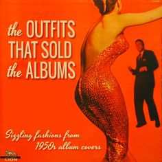 Forbidden Charm blog: Sizzling fashions from 1950s album covers
