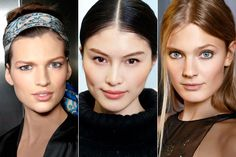 See the prettiest, classic hair and makeup combinations and get inspired.