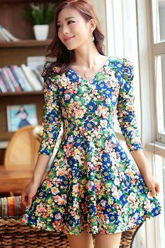 Magníficos vestidos de moda | Colección de Temporada