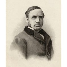 John MorleyViscount Morley 1838-1923 Author And Politician Drawn By C Laurie Canvas Art - Ken Welsh Design Pics (13 x 16)