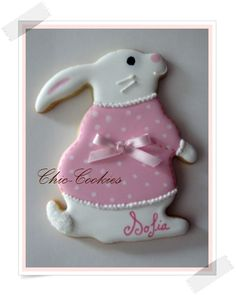 Chic-Cookiesbunnies so adorable and different