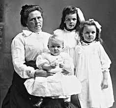 Belle Gunness probably killed for financial gain: At least forty victims, mainly suitors lured by lonely hearts ads to her Indiana death farm (a literal pigsty) over a couple of decades or so in the early 1900s.