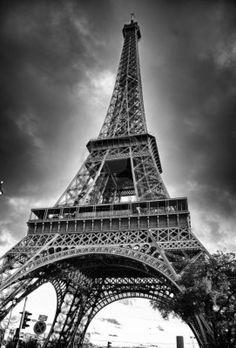 Eiffel Tower #MissKL and #SpringtimeinParis