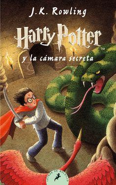 Harry Potter I la cambra secreta.  Es la continuació del llibre Harry Potter i la pedra filosofal. En aquet llibre Harry s'aventurara en la cambra secreta d'eslizarin per trobar secrets de Hogwarts