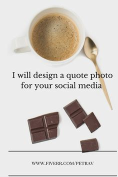 design a quote photo for your social media