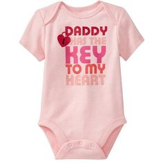 Old Navy Graphic Cap Sleeve Bodysuits For Baby ($7.94) ❤ liked on Polyvore featuring baby, baby clothes, baby girl clothes, baby stuff en baby girl