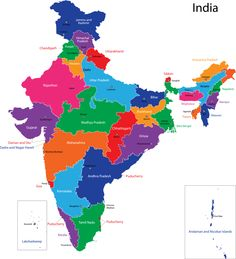 13 fascinating maps thatll change the way you see india around india map political map of india political map of india with cities online map of india map of india detailed gumiabroncs Images