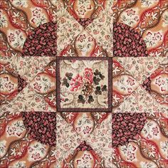 Civil War Quilts: Threads of Memory 7: Oberlin Star for the Oberlin Rescuers