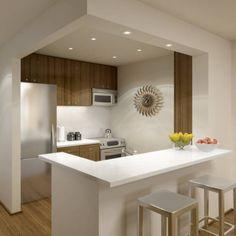Galleria foto - Come suddividere il soggiorno dalla cucina Foto 61