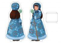"Doll ""Winter"""