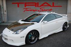 Toyota Concept Car, Concept Cars, Sport Cars, Race Cars, Street Racing Cars, Japanese Cars, Toyota Celica, Custom Cars, Slammed